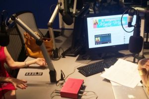 Radio Interview with Maria Marin