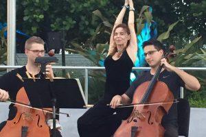 VeroYoga Live Cellos