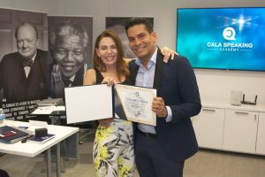 CALA SPEAKING ACADEMY Certification