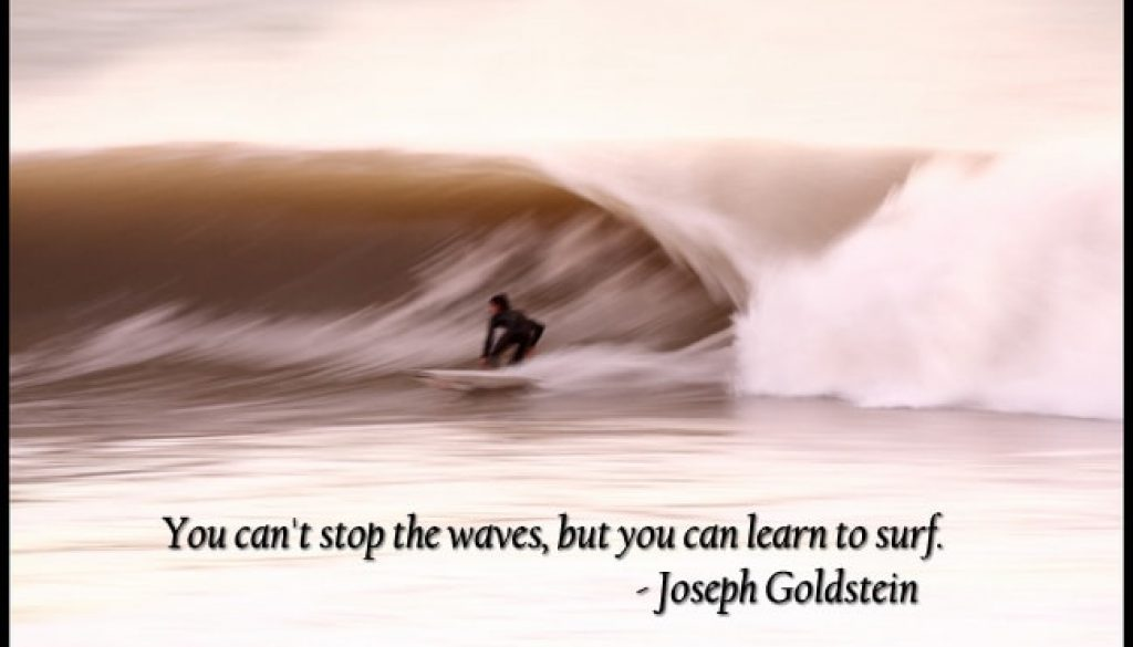 Surfing Acceptance